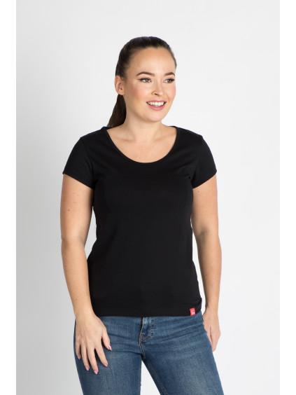 dámské tričko proti pocení CityZen černé