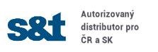 S&T Plus provozovatel e-shopu a autorizovaný distributor pro ČR a SK