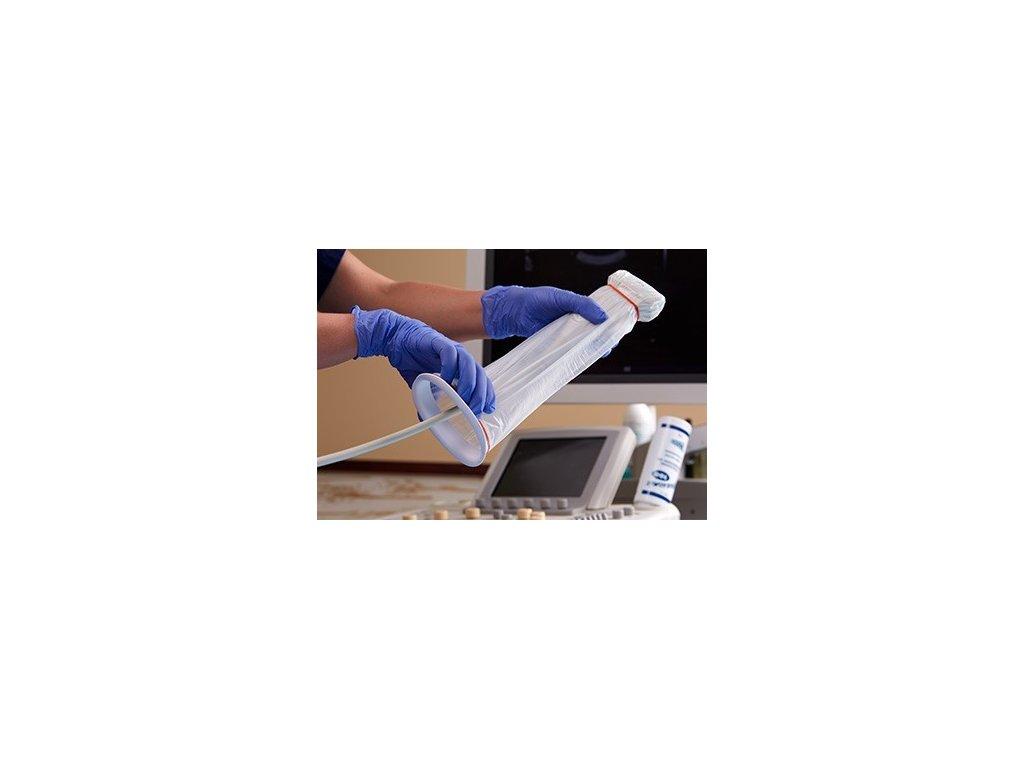 Sterilní ochranné návleky CIV-Flex Intuit Snap Fit 14 x 30cm na aplikátoru