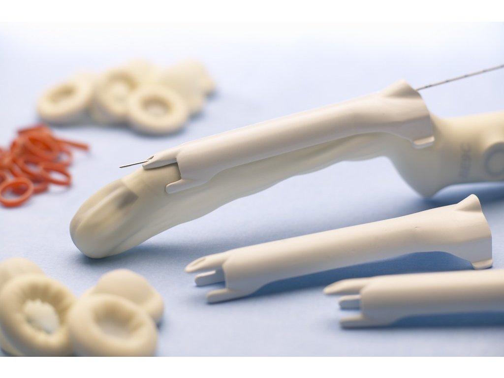Sterilní endokavitální jednorázové nástavce GE