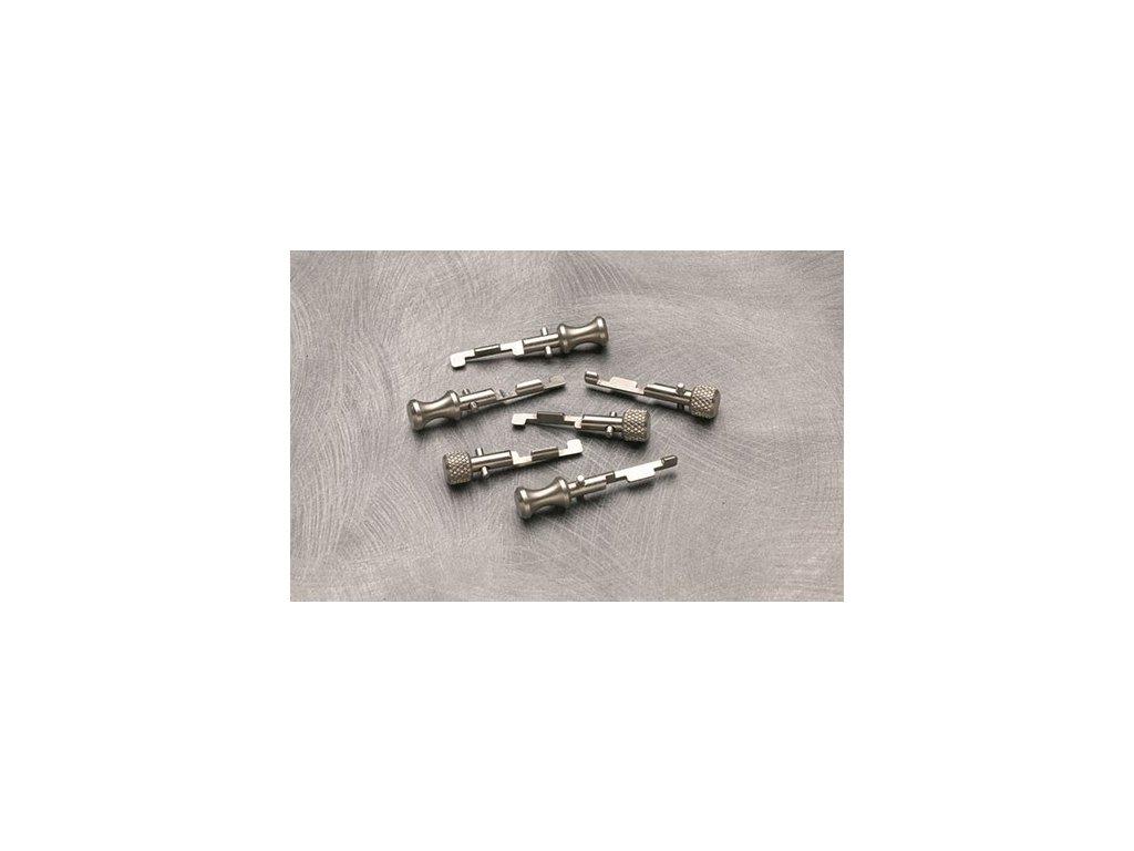 Uzamykací pin z nerezové oceli pro Siemens, Toshiba