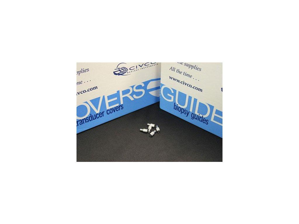 Náhradní endokavitální šrouby Philips, Samsung Medison, Shimadzu, Siemens, Sonosite a Zonare, 5 ks
