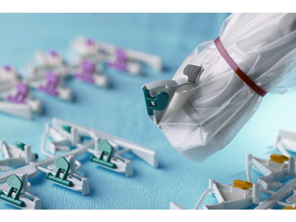AccuSITE náhradní bioptický kit Siemens Freestyle 21G (zelené)
