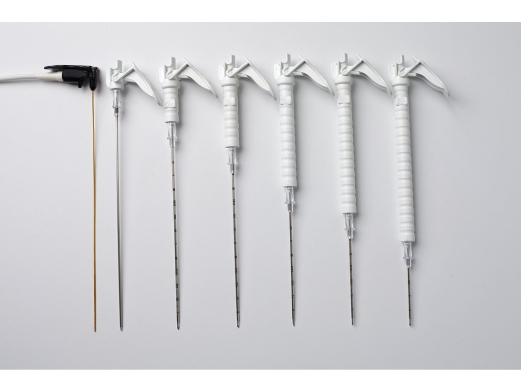16GA eTrax Needles W