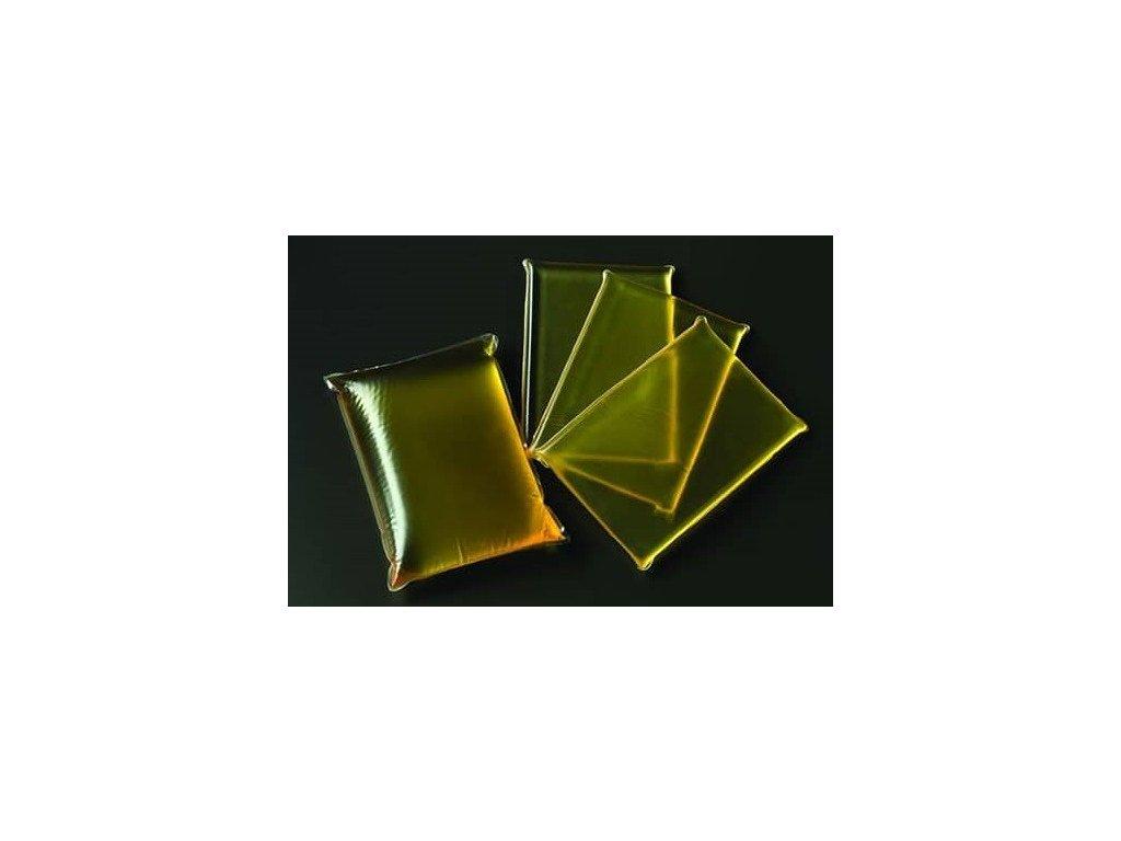 Akustická gelová předsádka pro opakované použití 1x10x15 cm