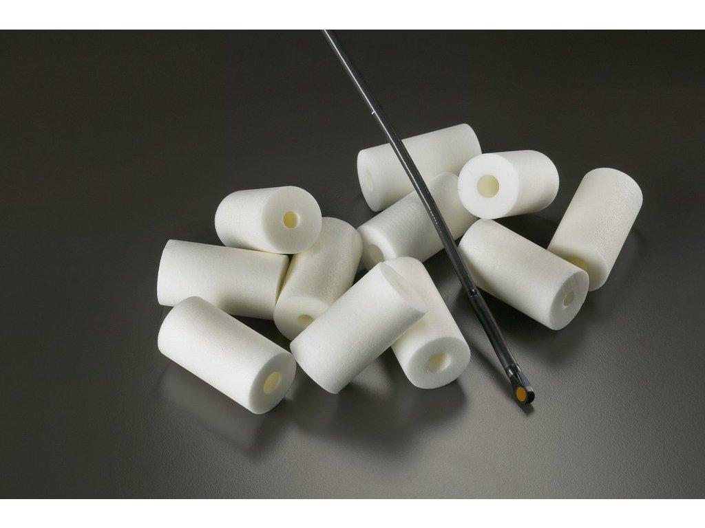 Nesterilní pěnové chrániče TEE jícnové sondy (bílé)