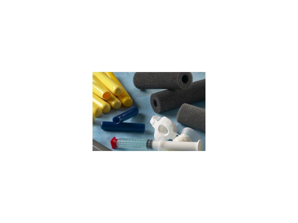 Nesterilní chrániče TEE jícnové sondy (žluté)