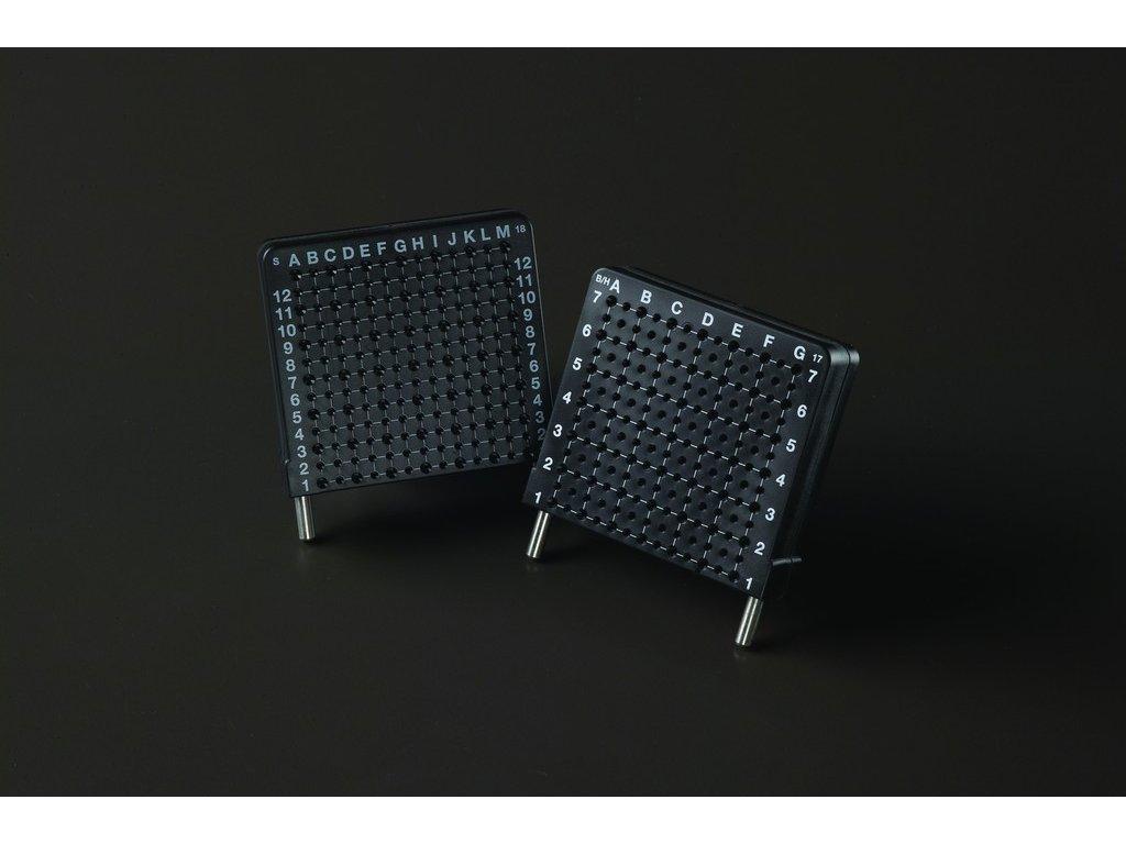 Sterilní jednorázové mřížky/šablony pro AccuCARE 17 G