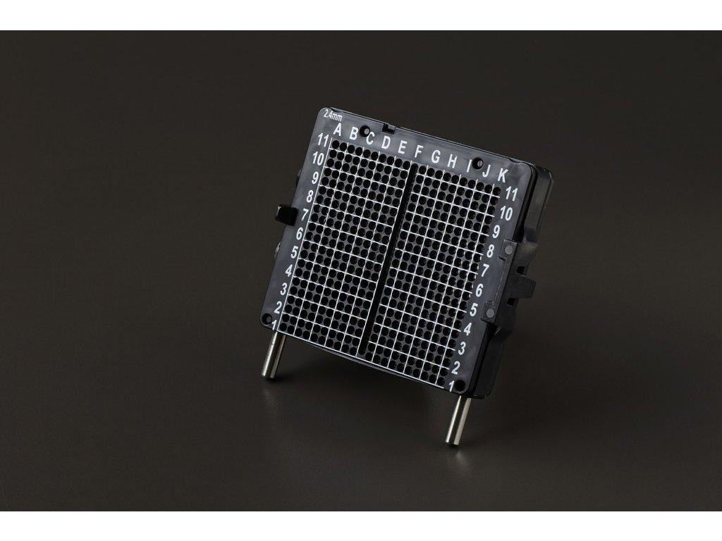Sterilní jednorázové mřížky/šablony pro AccuCARE 14 G