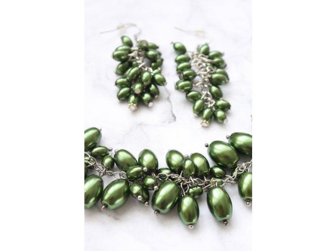 Venice - perličky s nerezovými komponenty