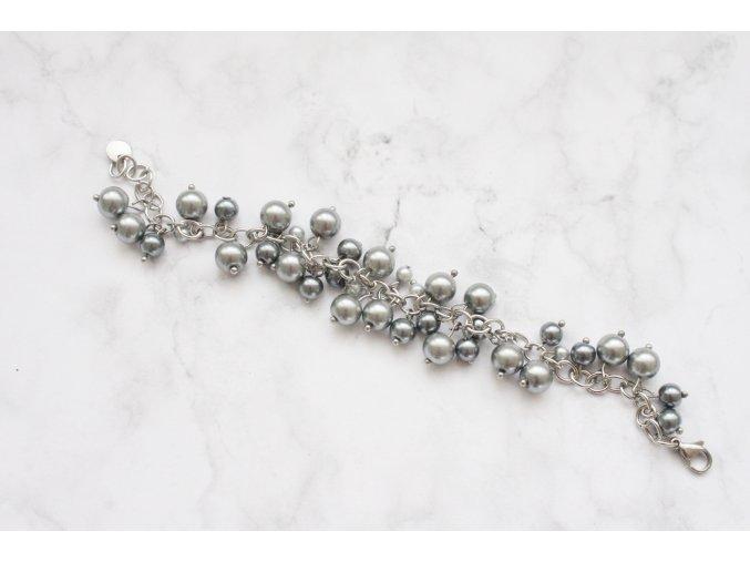 Grace - perličky s nerezovými komponenty