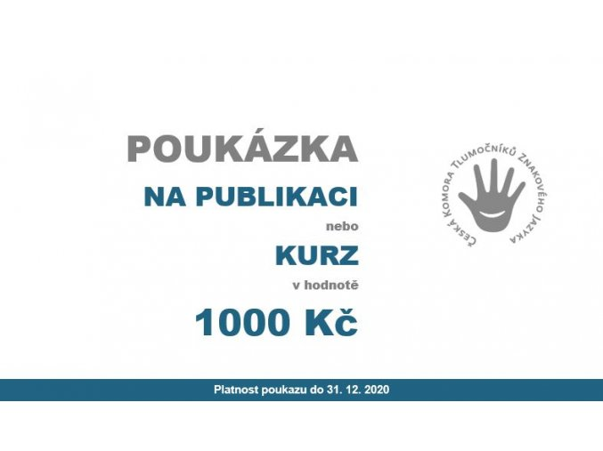 POUKÁZKA1000