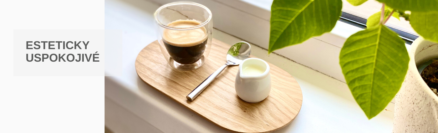 Oval Espresso Set