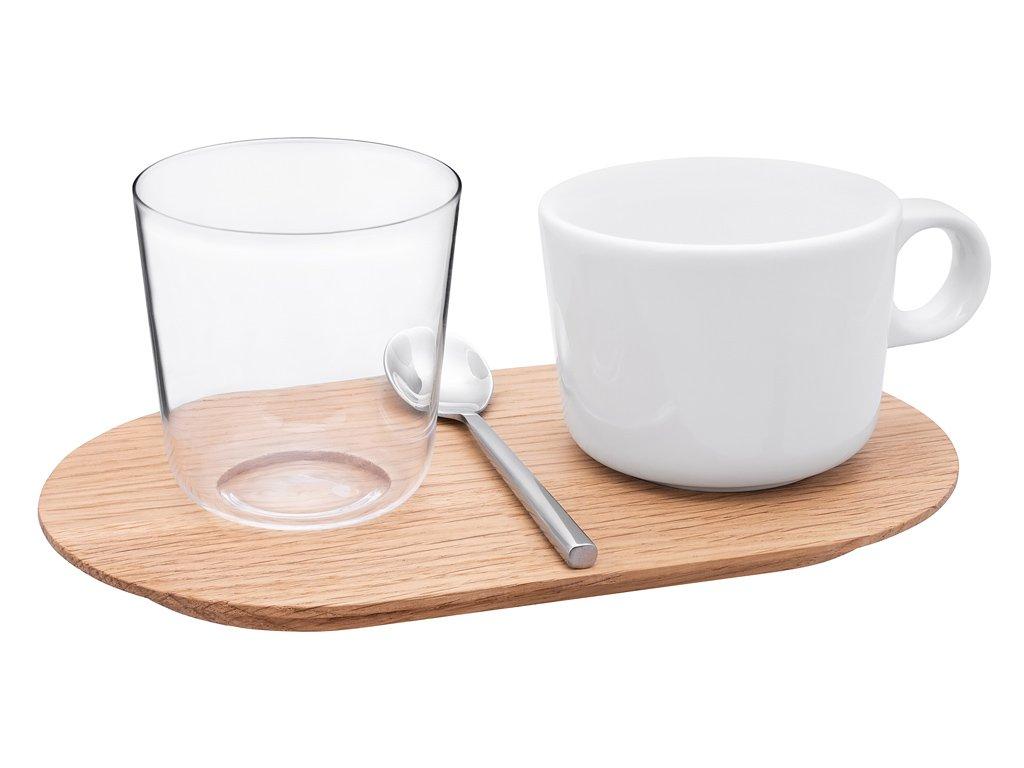Kávový servis - Oval - Lungo set