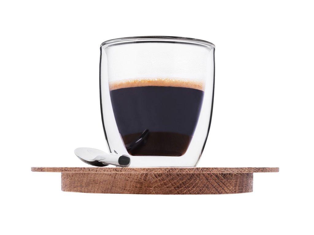 Kávový servis Circle Espresso