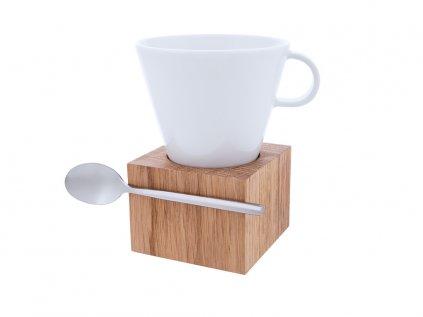 Kávový servis - Cube Lungo White