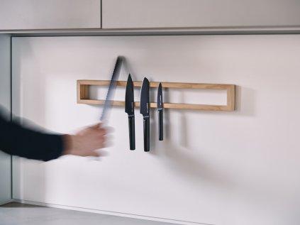 Magnetický držák nožů Wall Rack Large