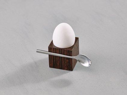 Cube - Stojánek na vajíčko - Wenge