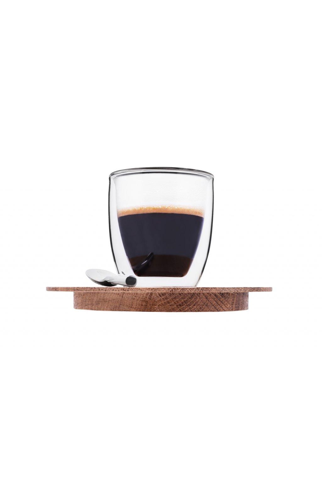 Circle - Espresso set