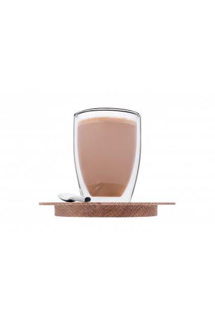 Circle - Cappuccino set
