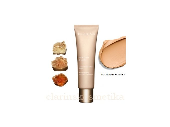 Pores Perfecting Foundation 03 Nude honey 30ml
