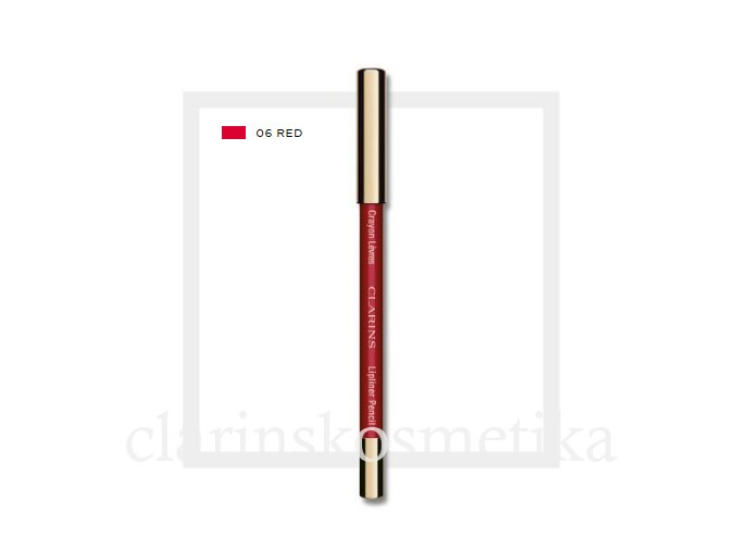 Lip Pencil 06 Red