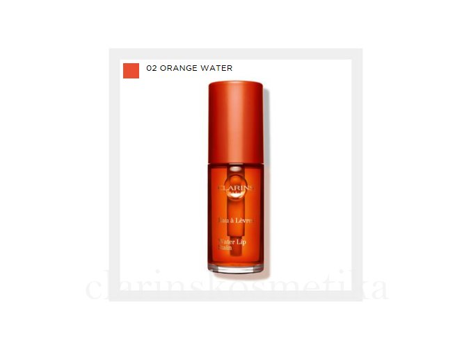 WATER LIP STAIN - 02 Orange water