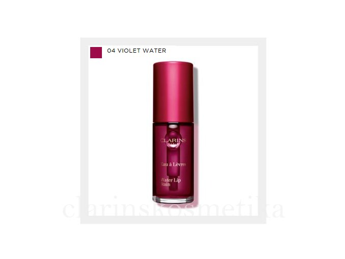 WATER LIP STAIN - 04 Violet Water