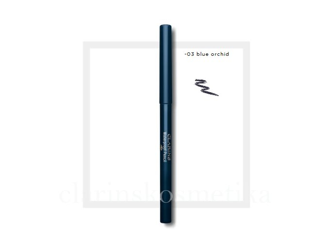 Waterproof Eye Pencil 03 Blue Orchid