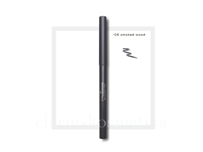 Waterproof Eye Pencil 06 Smoked Wood