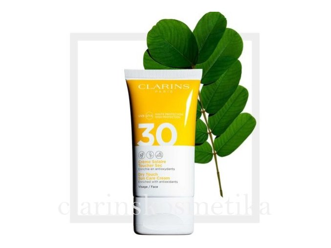 Dry Touch Facial Sun Care UVA/UVB30-50ml