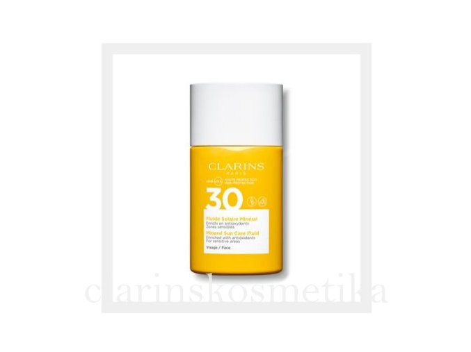 Suncare Face Fluid UVA/UVB 30 30ml