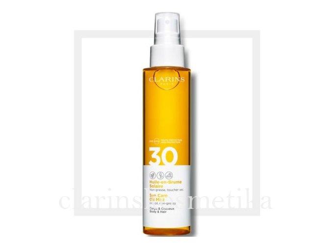 Suncare Body Oil Mist UVA/UVB 30 150ml