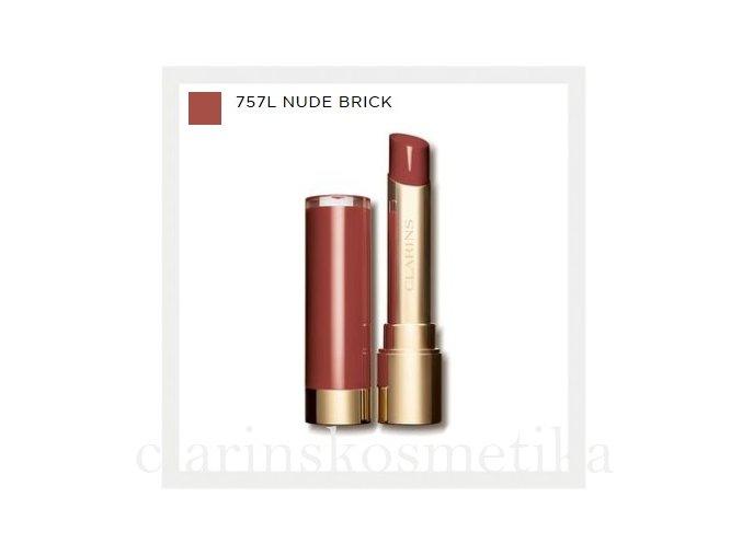 JOLI ROUGE LACQUER 757L Nude Brick