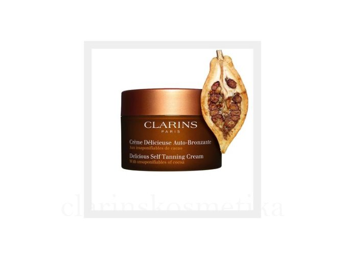 Delicious Self Tanning Cream 125ml