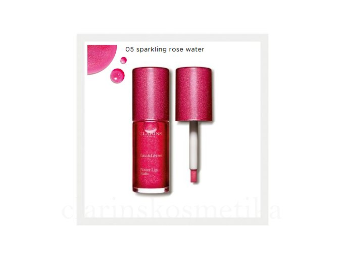 WATER LIP STAIN - 05 Sparkling Rose water
