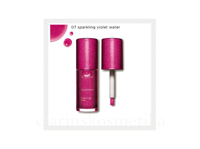 WATER LIP STAIN - 07 Sparkling Violet water