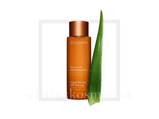 Liquid Bronze Self Tanning for Face & Decollete 125ml