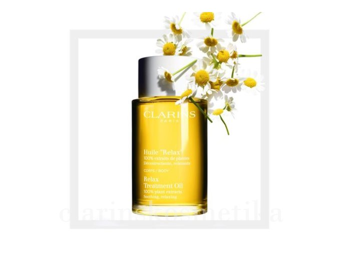 Relax Body Treatment Oil 100ml