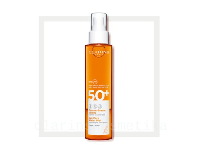 Suncare Water Mist UVA/UVB 50+ 150ml