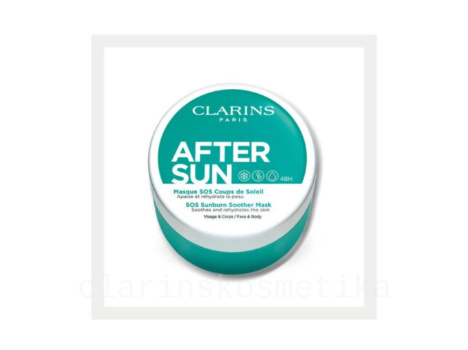 SOS Sunburn Soother Mask 100ml