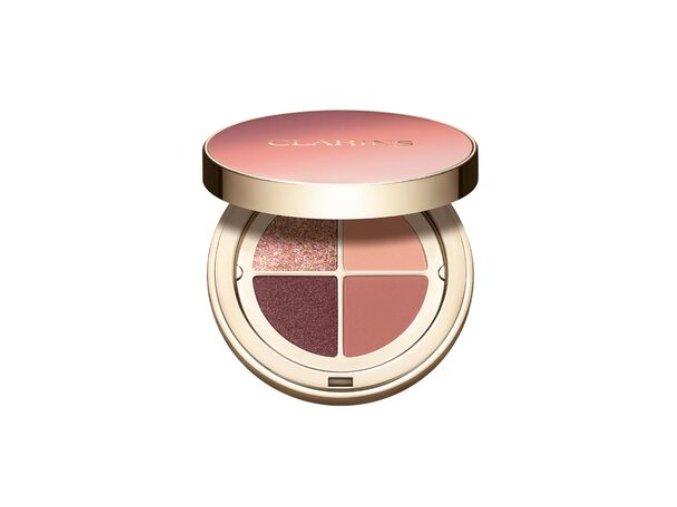 NOVÉ - Palette Ombre 4 couleurs - paleta očních stínů 01 Fairy Tale Nude