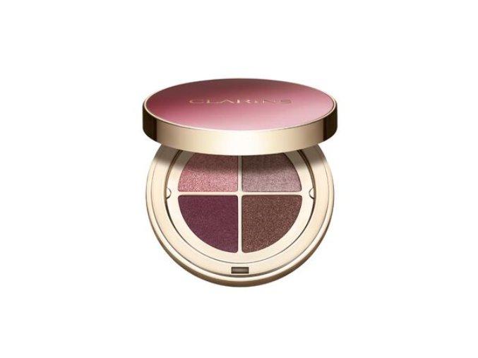 NOVÉ - Palette Ombre 4 couleurs - paleta očních stínů 02 Rosewood