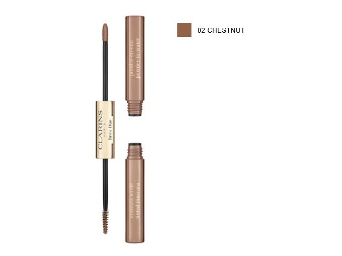 NOVÉ - Brown Duo 02 Chestnut