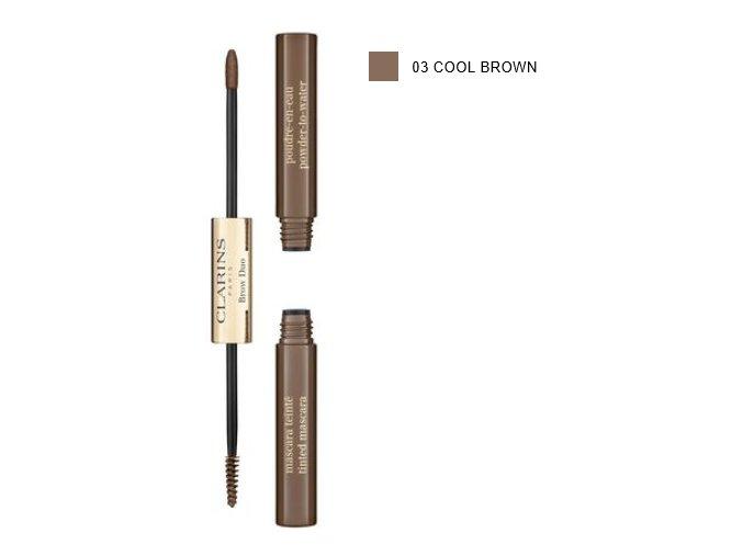 NOVÉ - Brown Duo 03 Cool Brown