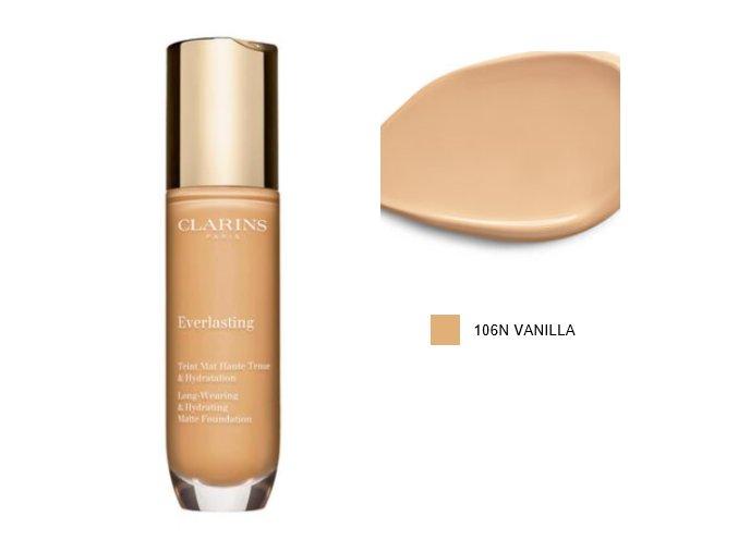 Everlasting make-up 106N Vanilla
