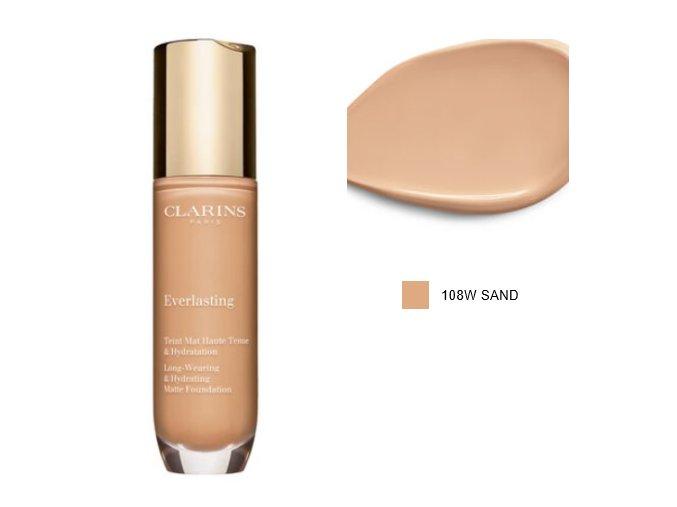 Everlasting make-up 108W Sand