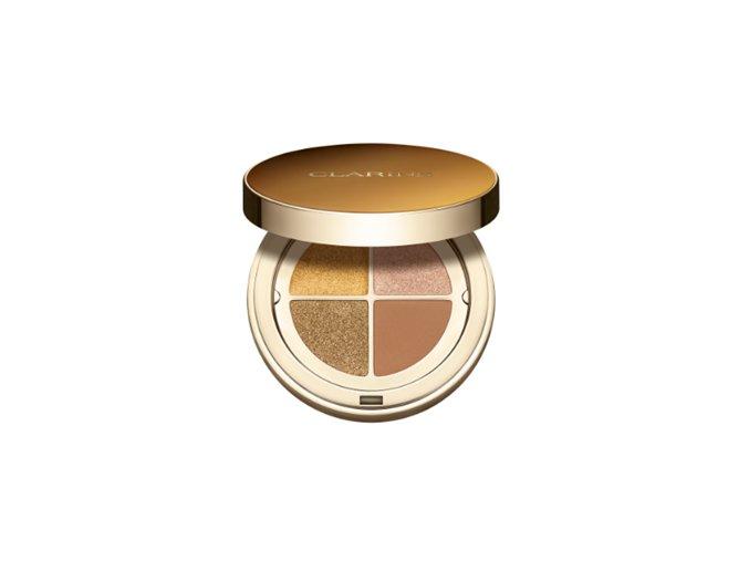 Palette Ombre 4 couleurs - Golden Hour Gradation - letní paleta očních stínů