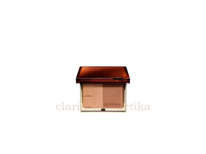 Bronzing Duo SPF 15 Mineral Powder Compact 02 Medium