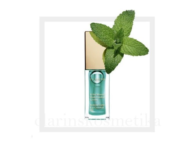 Instant Light Lip Comfort Oil 06 Mint